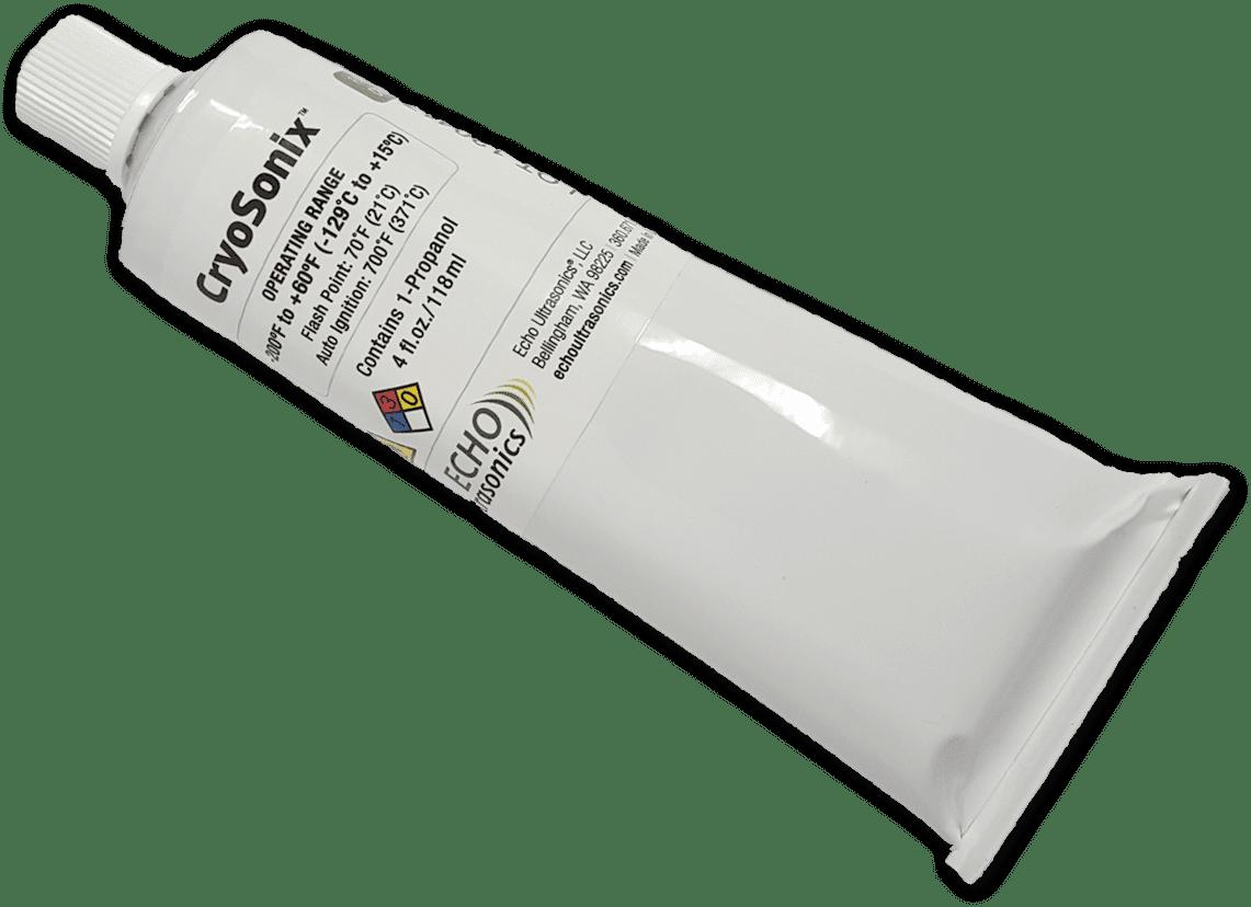 Cryogenic Industrial Ultrasonic Couplant Echo Cryosonix