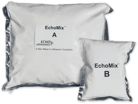 Echomix Powder Industrial Ultrasonic Couplant