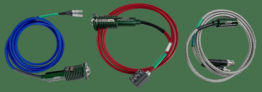 Custom High Temperature Coaxial Dual Cables